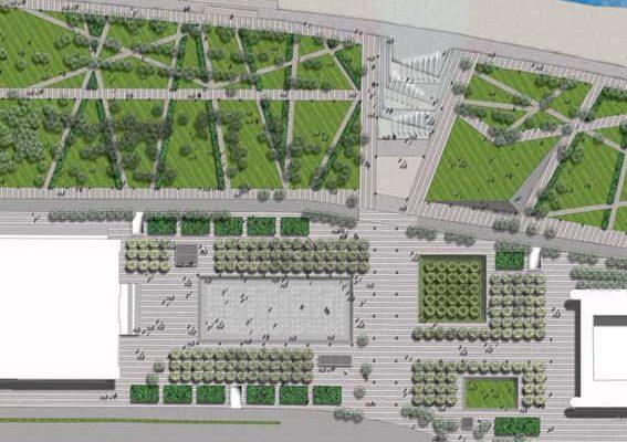 C:UsersjackyDesktopHarbin Exhibition Center Landscapefor sketchu