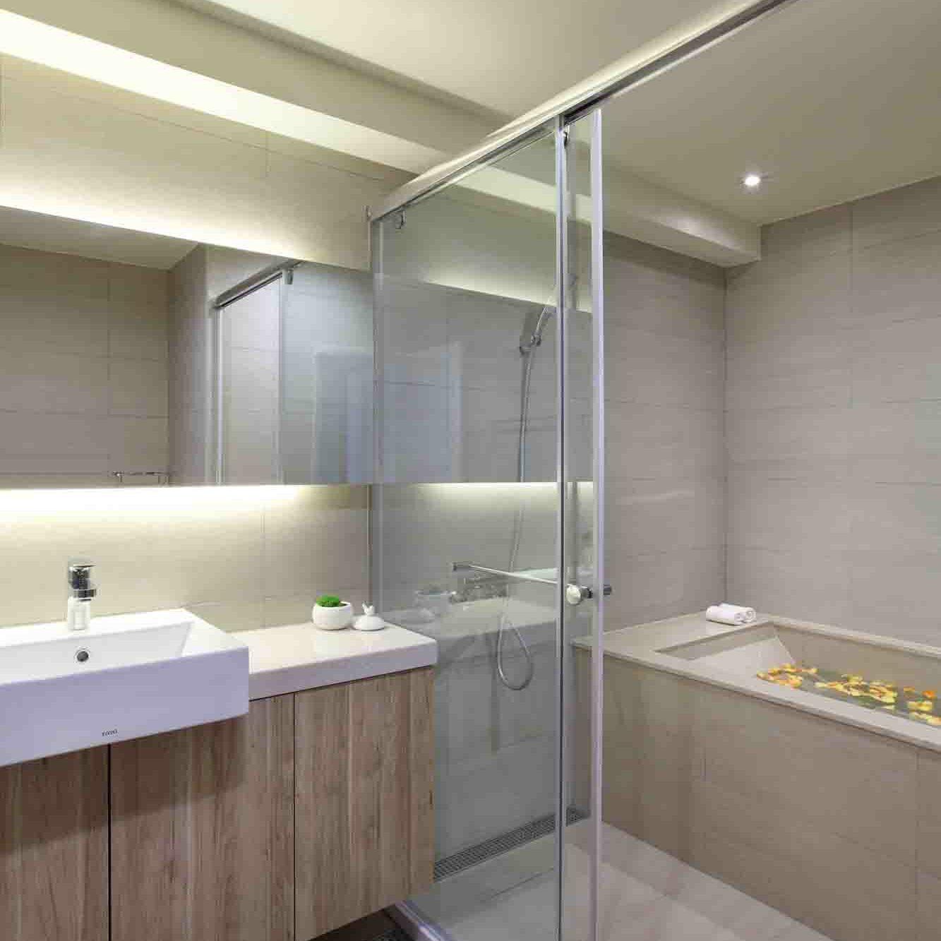 室內設計案例—把景觀搬進家,才是真豪宅。