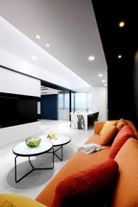 室內設計 - 感染力