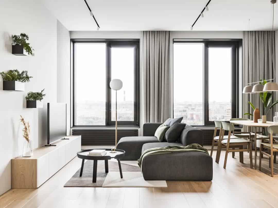 室內設計需高度現代化:隨著科學技術的發展,室內裝潢師要學會採用一切現代科技手段,使室內裝修達到最佳聲、光、色、形的匹配效果