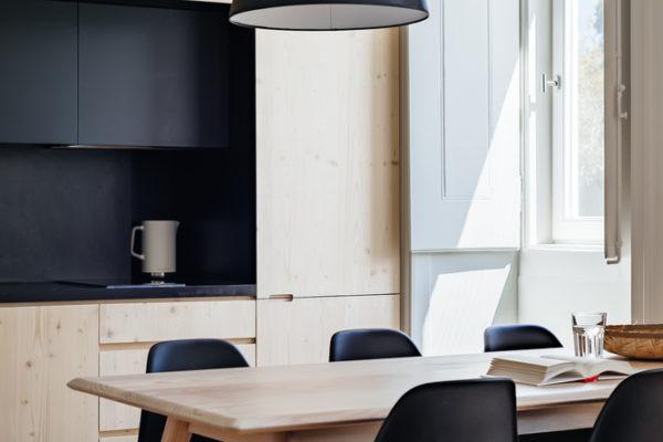 給予各種處在室內設計環境中的人以舒適和安全