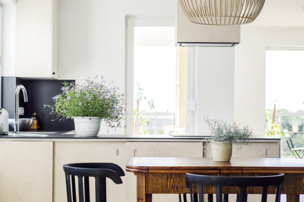 簡約的室內設計風格、私密的個人裝潢空間逐漸的成為新的時尚