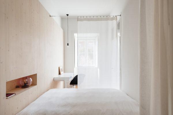 室內設計「比設計包容這些內部空間的建築物要困難得多」