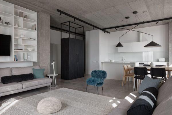不要以為一個安靜的房間應該沒有一個房間。這是人們落入室內設計的常見陷阱。