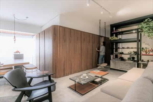室內設計中,從整體上把握設計對象的依據因素