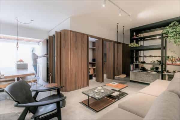 歷史觀點認為室內設計是建築設計的一部分