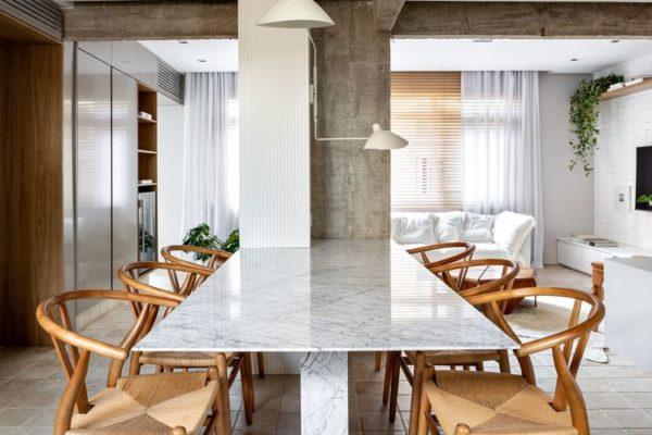 室內設計主要是對建築內部空間的六大介面