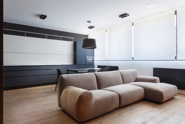 您可以採用相反的策略,並獲得驚人的室內設計結果