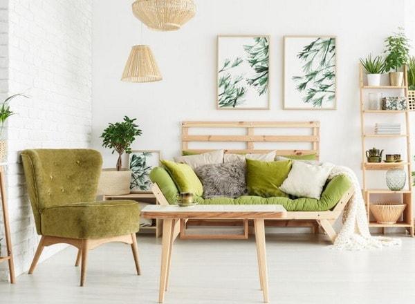 在未來的室內設計中,一定要在家裡組織一個舒適、實用的工作場所。