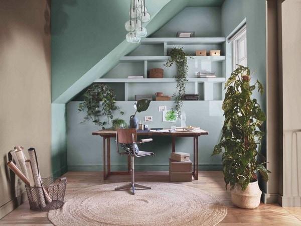 在室內設計上,空間的利用要合理。即居室空間的合理分節和居室空間的擴展補充