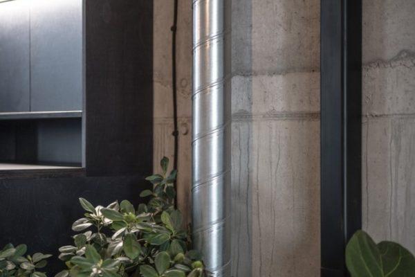 色彩、聲與材質上的靈活運用又可以更體現出室內設計空間分隔的妙處。