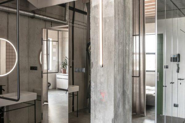 在室內設計中,必須確保從那個角度所看到的客廳的美感