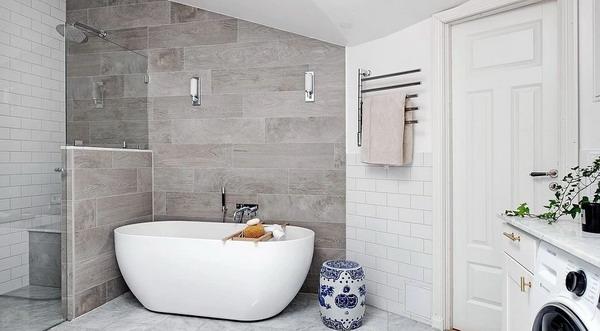 如果我們談論室內設計方法,那麼不尋常的水槽和浴室是趨勢