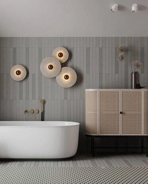 我們將告訴你2021年的浴室室內設計趨勢是什麼