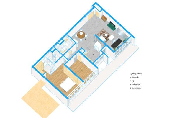 以往室內設計中,多注重自然光的使用