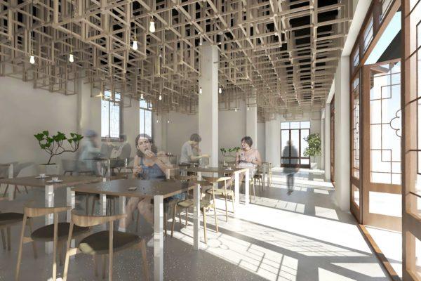 房間的紋理越多,室內設計感覺就越溫馨。