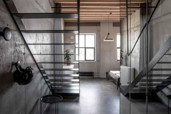 室內設計「是建築設計的繼續和深化,是室內空間和環境的再創造」