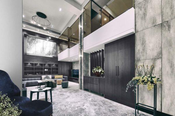 莫蘭迪色系質感室內設計,低調高貴的時髦空間!