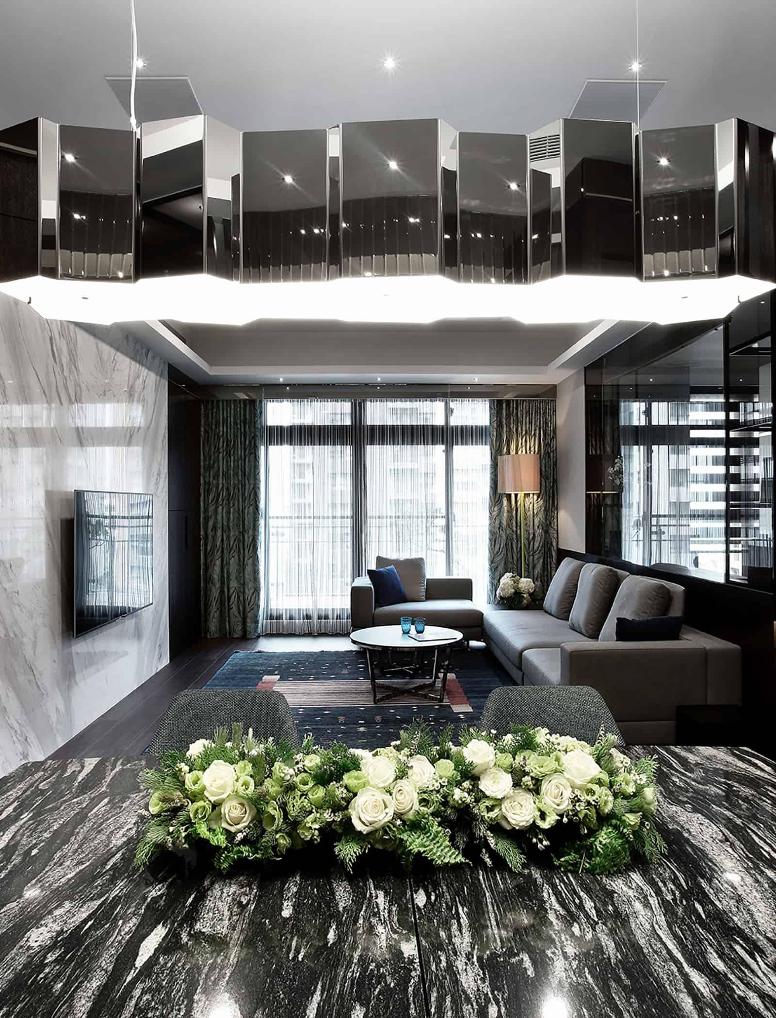 室內設計專案 華麗的凝視