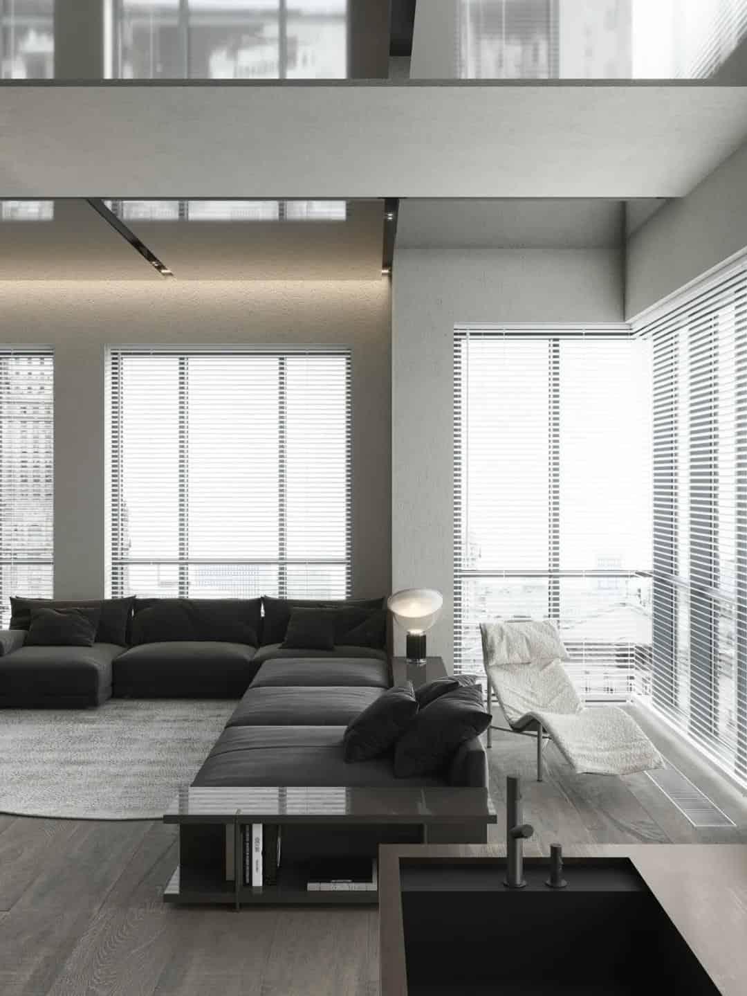 自然、簡約、優雅的室內設計韻味!
