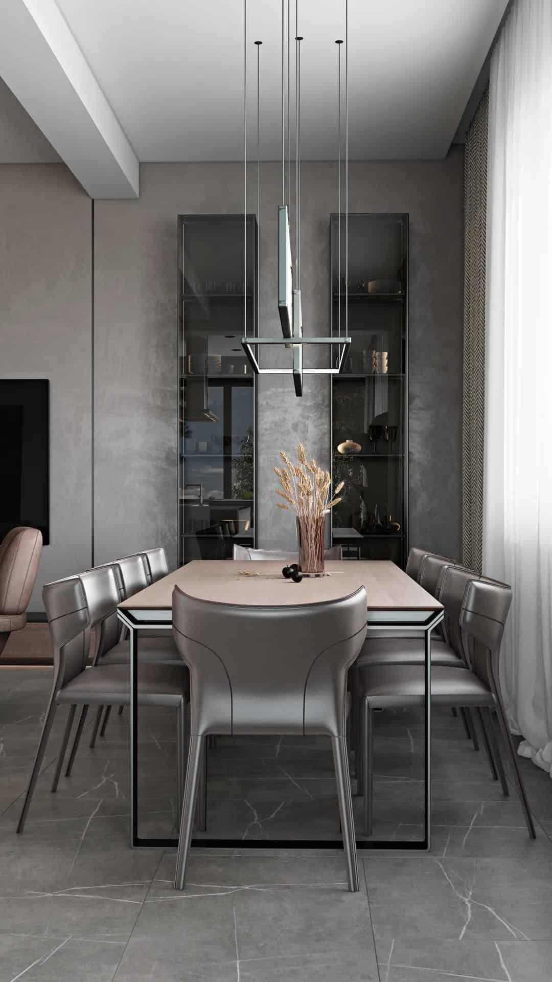 感受柔和色調帶來的寧靜美感室內設計!