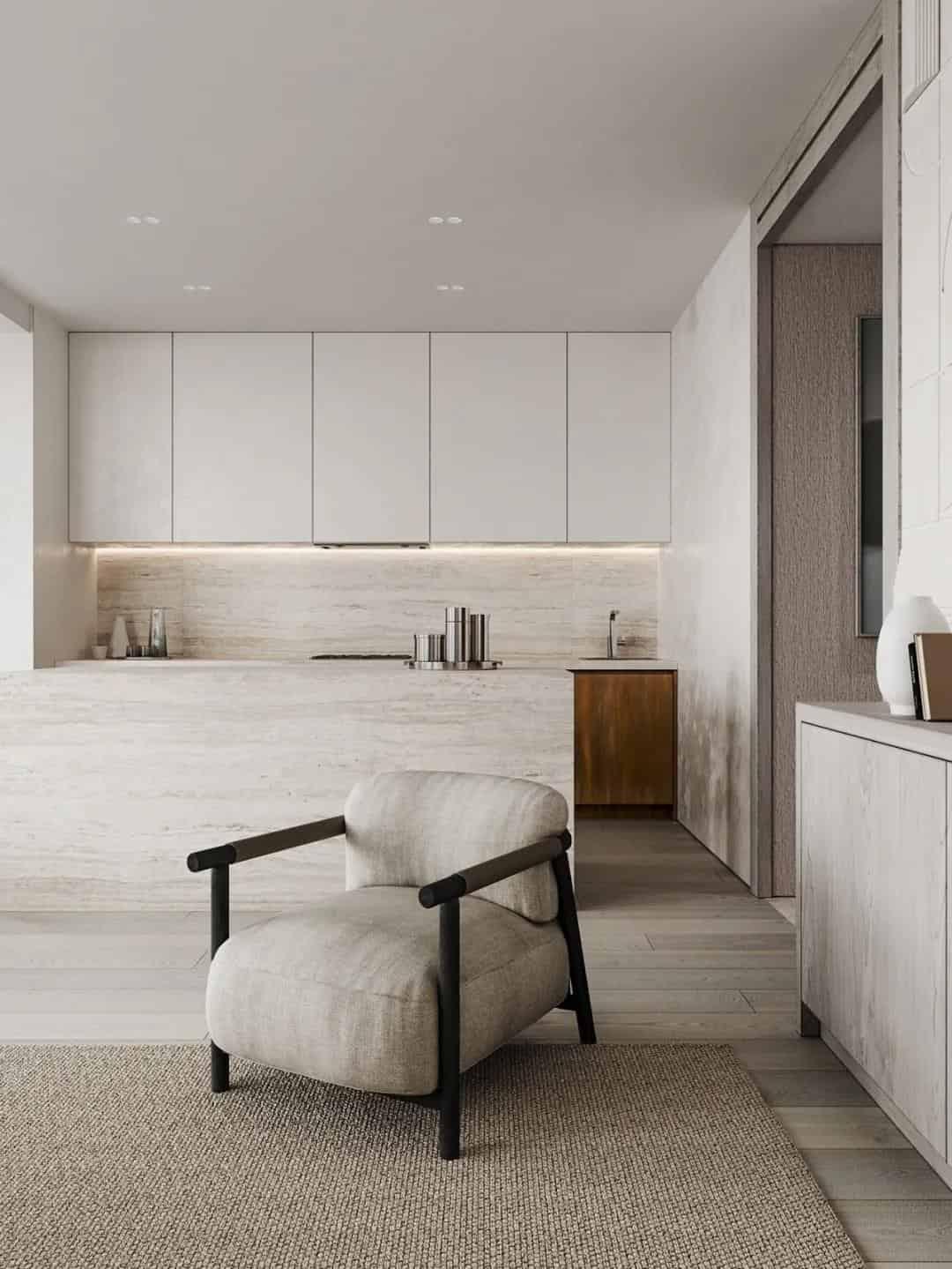 個性有格調的現代住宅室內設計!