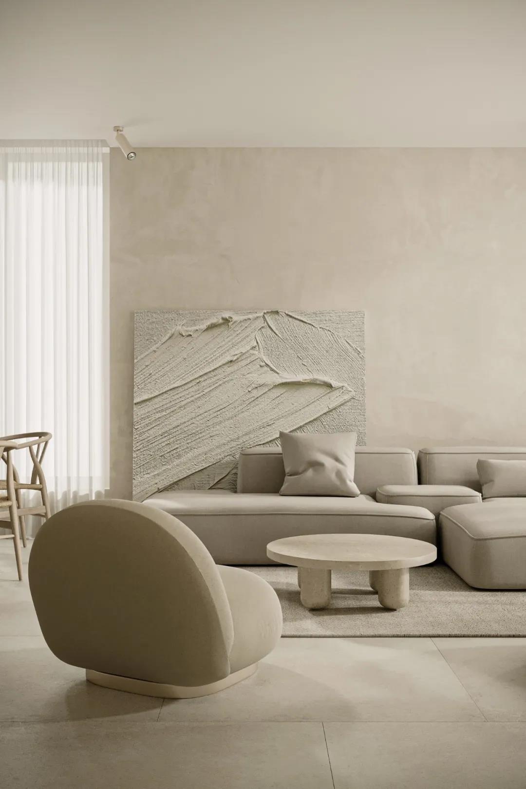 淳樸室內設計,浪漫溫柔的慢生活空間